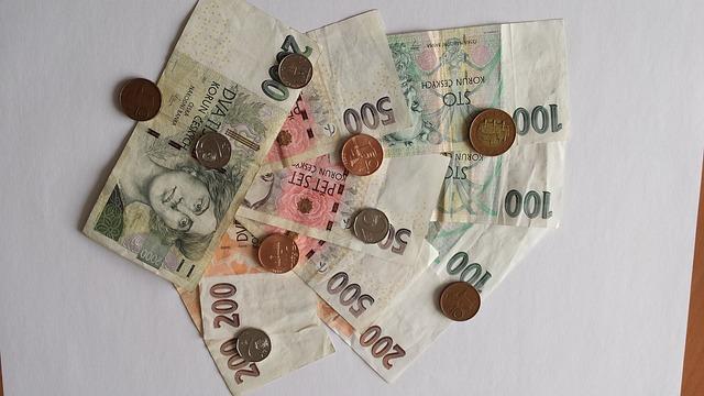 mince na papírovkách