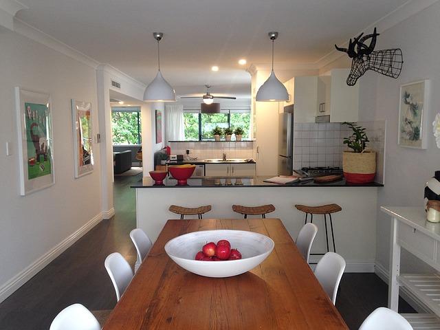Kuchyně je jádrem každé domácnosti
