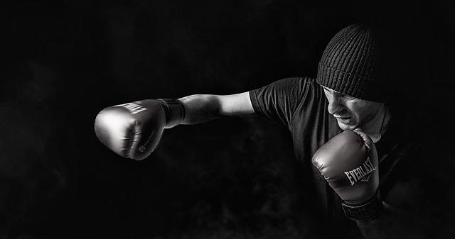 boxer s čepicí