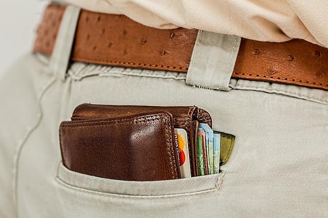 kapsa na peníze