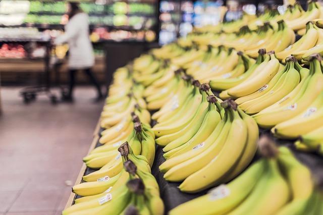 prodej banánů