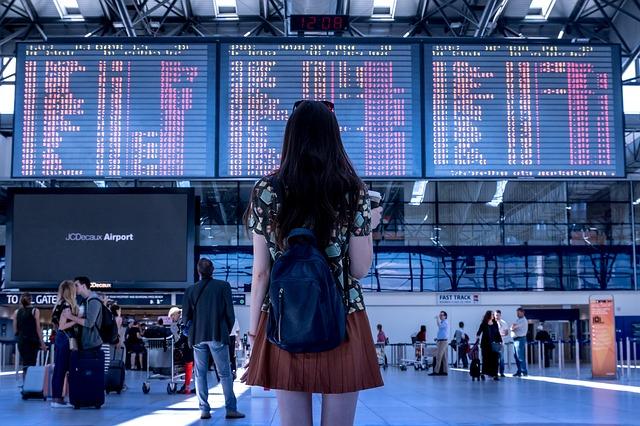 terminál letiště