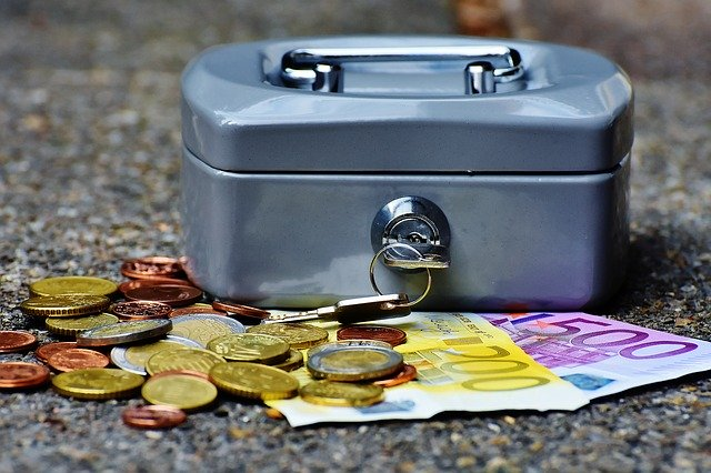 bezpečné finance
