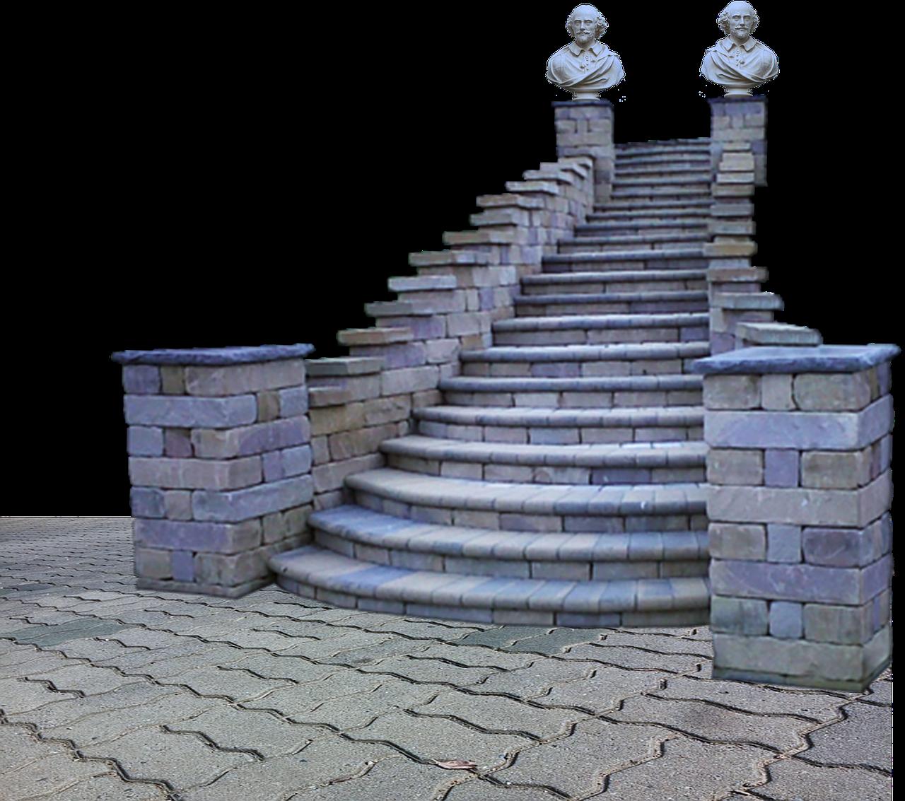 schodiště kamenné